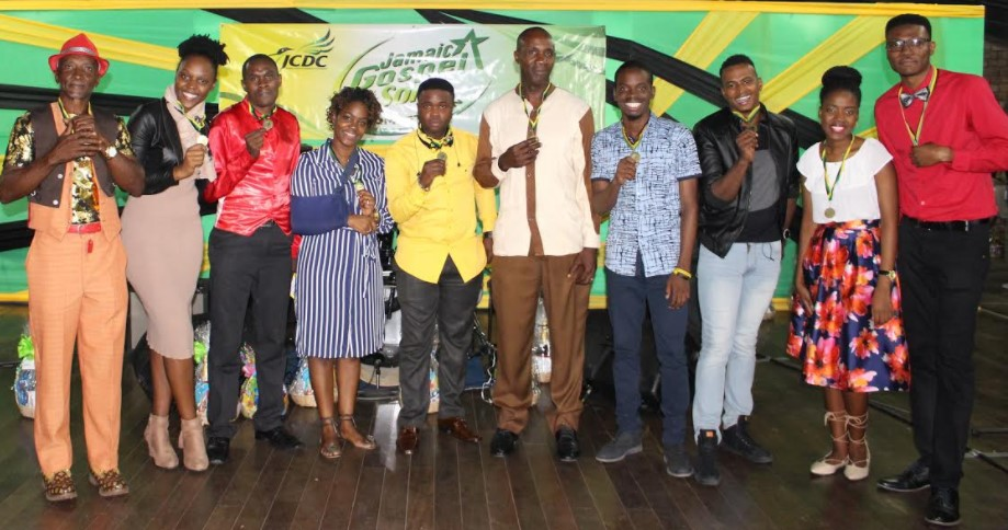 JCDC 55 Gospel Finalists Chosen
