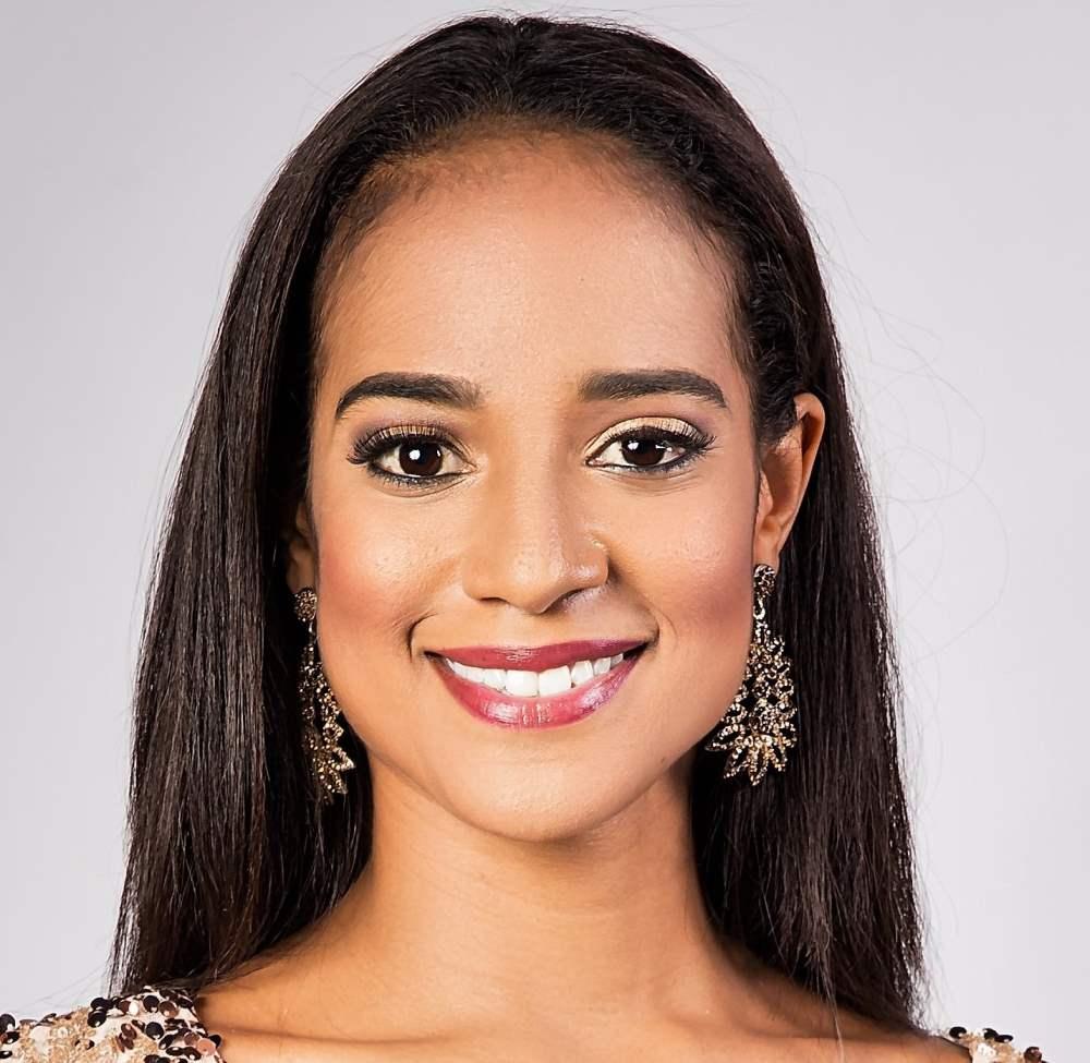 Miss Jamaica World 2017 Solange Sinclair