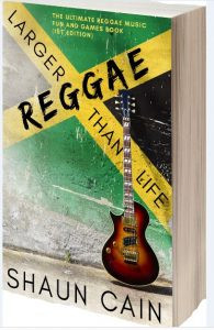 Reggae Larger than Life 3D Pic
