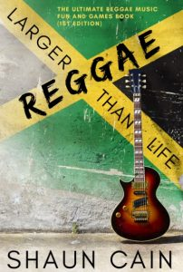 Reggae Larger than Life Book Cover