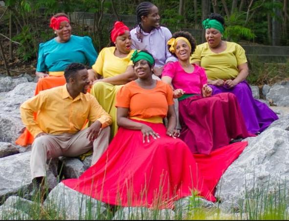 Award Winning Singer Steve Higgins & Bratta Folks Singers Lead Explosive Cast Of Caribbean Voices & Pan Show 2