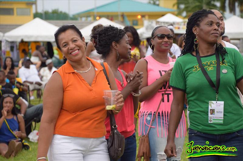 Caribbean Village Festival & Publix Supermarket Unites