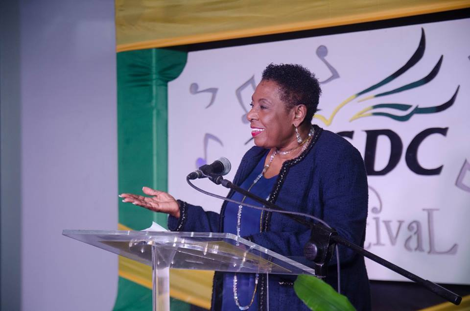 Minister Grange Pleased with response to 2018 Festival Song Competition