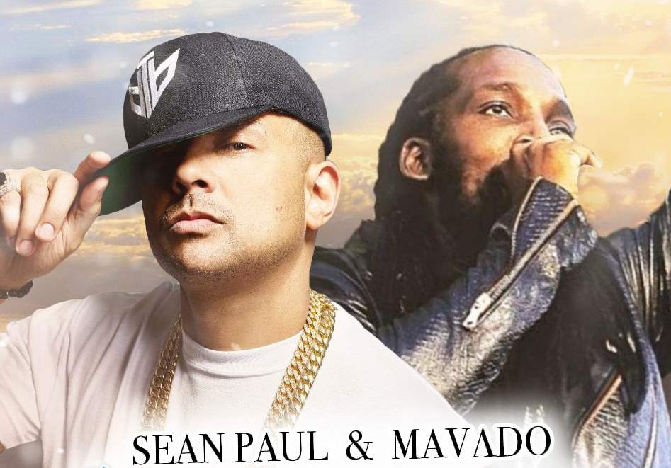 Troyton Music Teams Up Two of Reggae and Dancehall Biggest Stars Sean Paul and Mavado on a Musical Anointment