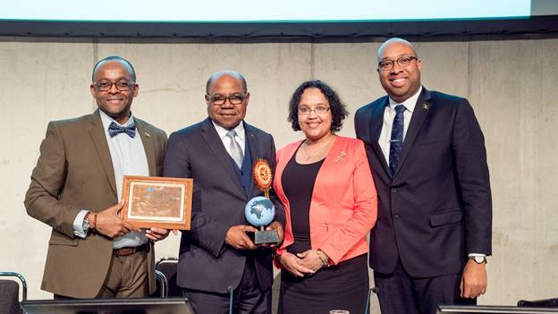 Jamaica Congratulates Minister Bartlett On Being Named The Worldwide Minister Of The Year