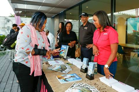 The Jamaica Tourist Board And Caribbean Airlines Bring A Taste Of Carnival To Miami's Wynwood Yard