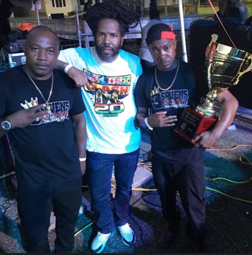 First Ever Caribbean Rumble Sound Clash Hits High Note in Antigua