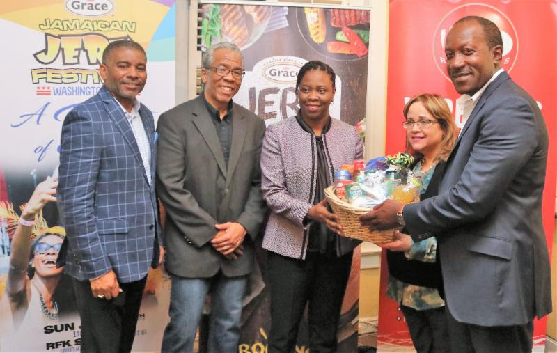 Jerk Festival DC 2018 Launch