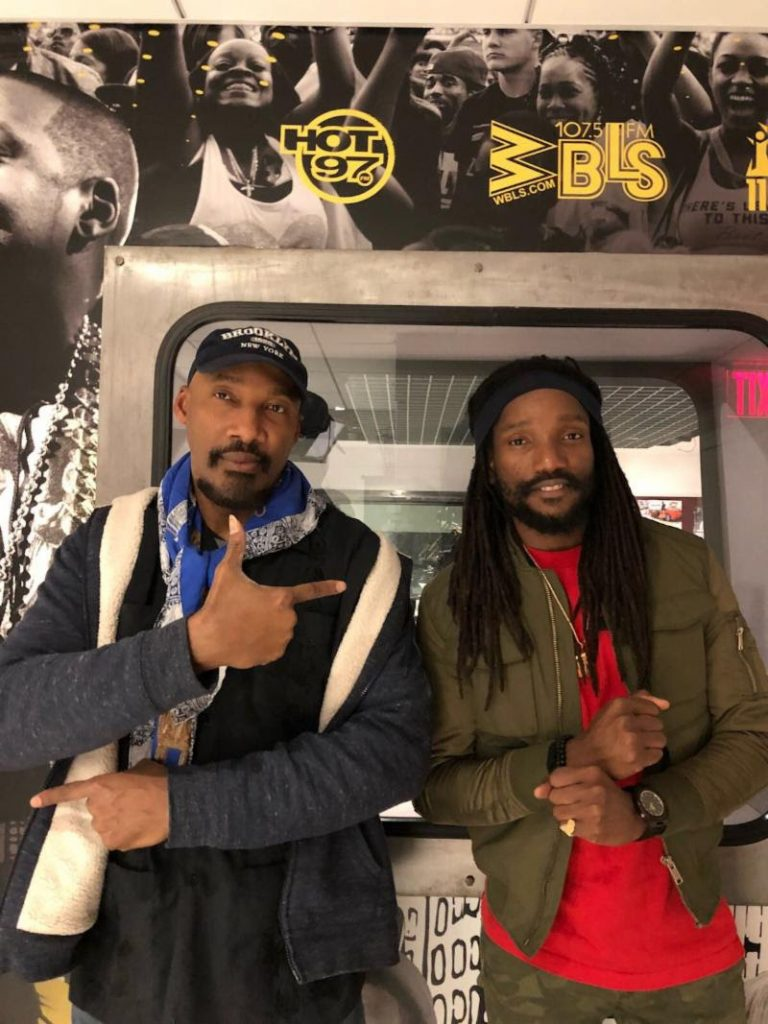 Kabaka Pyramid Hits New York City & Begin Kontraband Album Promotion 8
