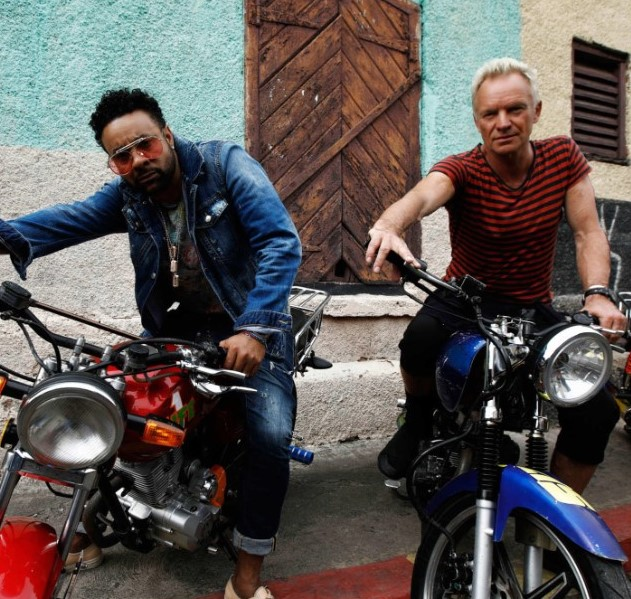 Sting & Shaggy's New Album - 44876 - Out Now1