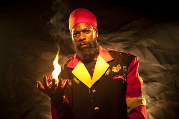 Capleton Set For Best Of The Best As His First Performance