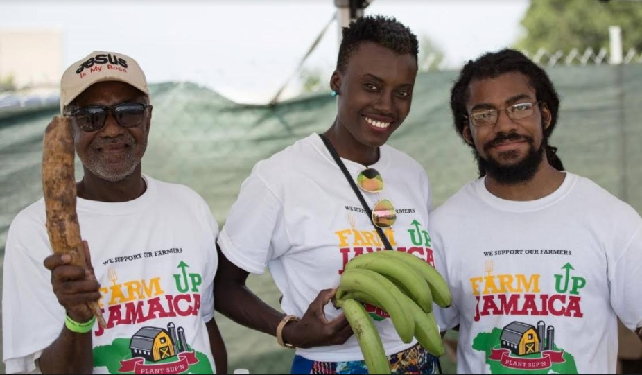 Farm Up Jamaica's Caribbean Farmers Market Joins Jerk Festival In D.C.