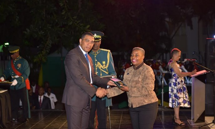 Jamaica Nurses Of Florida jnaf Receives Pm Medal Of Appreciation Award