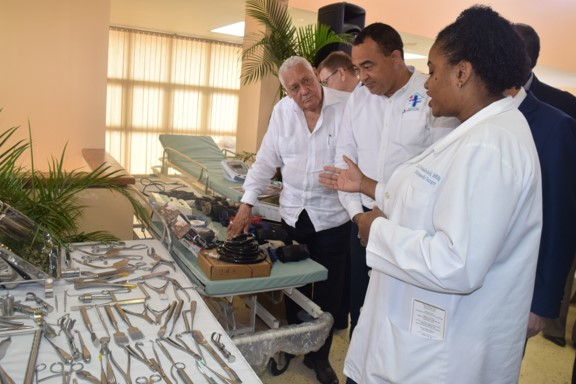 May Pen Hospital Receives Essential Equipment Valued at US $80, 000.00 1
