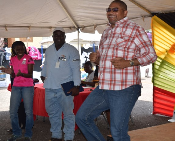 Residents Encouraged To Take Charge Of Their Health 1