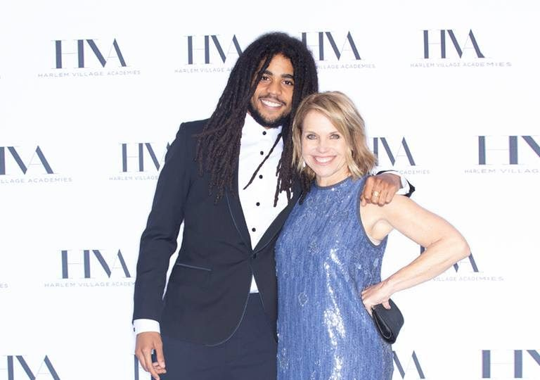 Skip Marley; Hugh Jackman Headline HVA Benefit Gala At Lincoln Center In NYC