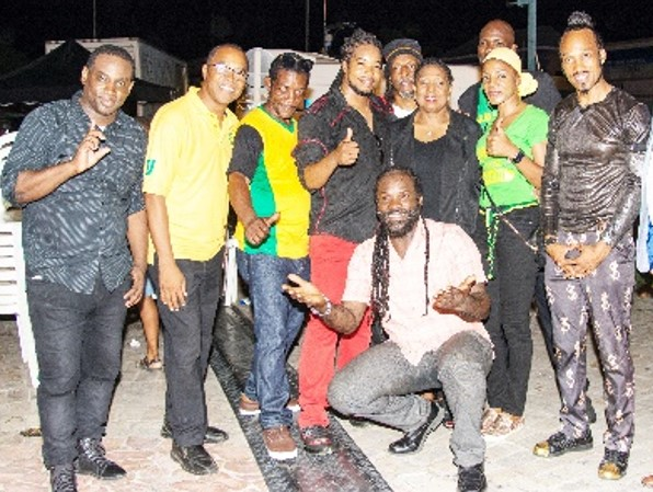 Festival Song Road Show Blazes into Spanish Town for Final Show