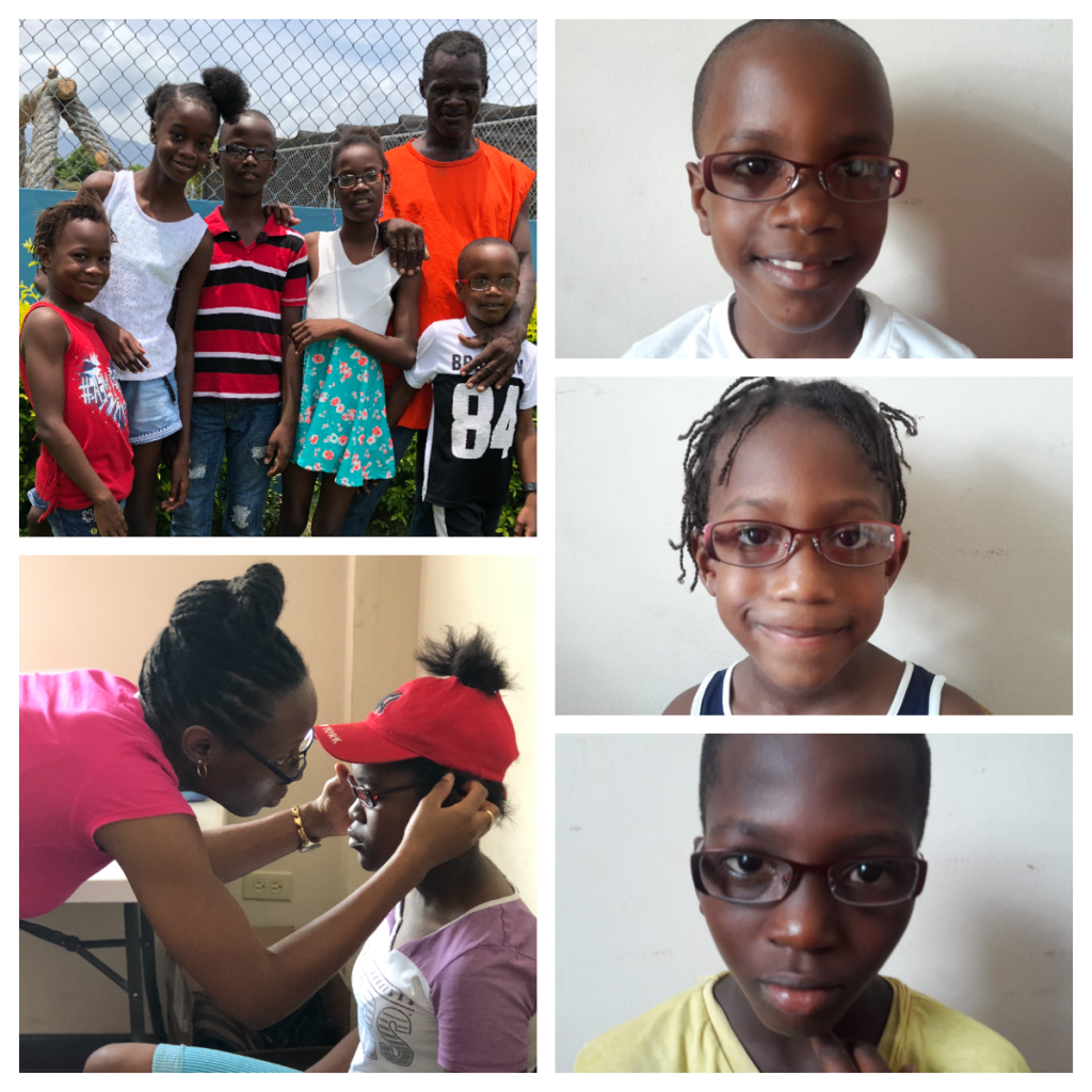2018 Optical Mission, Rose Town Jamaica 1