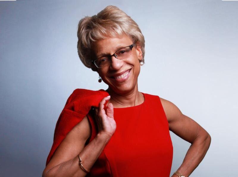 Jamaican Gail Moaney Receives Prestigious Pr Award In New York City