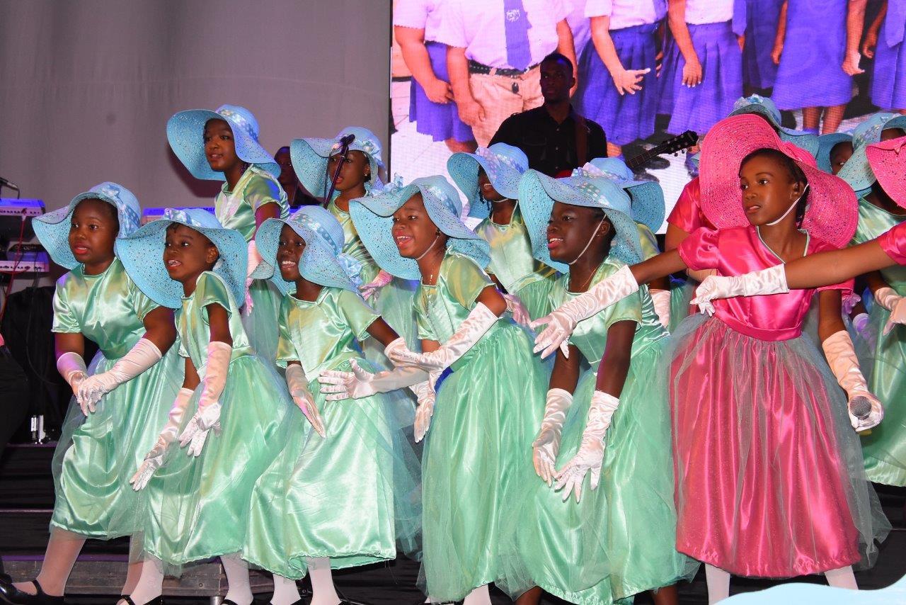Children's Gospel Song National Finals Rocks Ranny Williams 5
