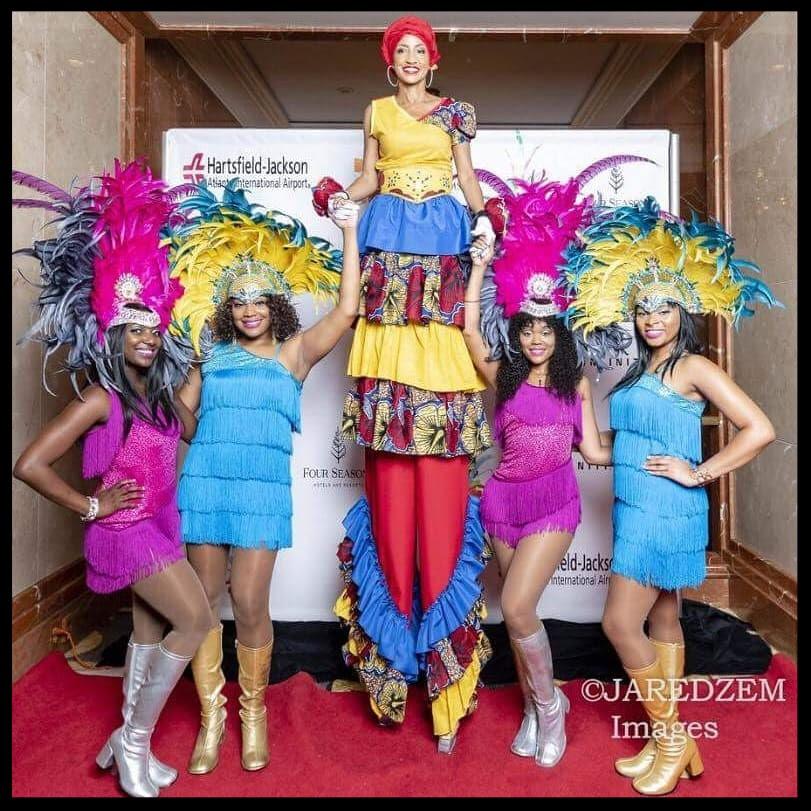 The Caribbean American Cultural Arts Foundation Raises $25,000 At The Four Seasons Hotel Atlanta 5