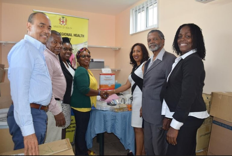 Health Care In Southern Jamaica Boosted By Donation From Diaspora OrganizationHealth Care In Southern Jamaica Boosted By Donation From Diaspora Organization