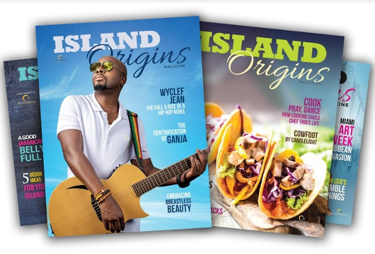Island Origins Magazine Nominated For Three Excellence Awards By Florida Magazine Association 1