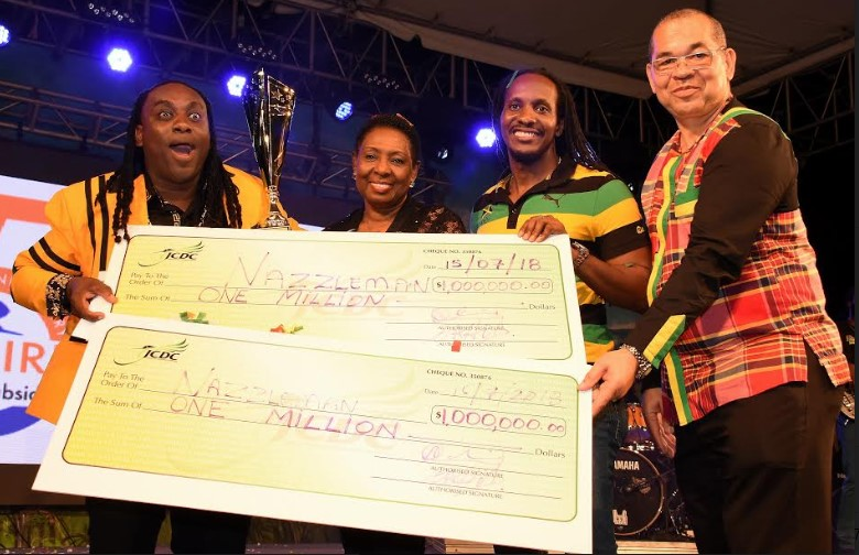 Jamaica A Wi Home Is 2018 Festival Song Jamaicans News