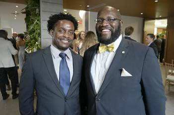 Jamaican Jason A. Ellis Among Alexandria of Chamber of Commerce's 40 Under 40 Honorees 3