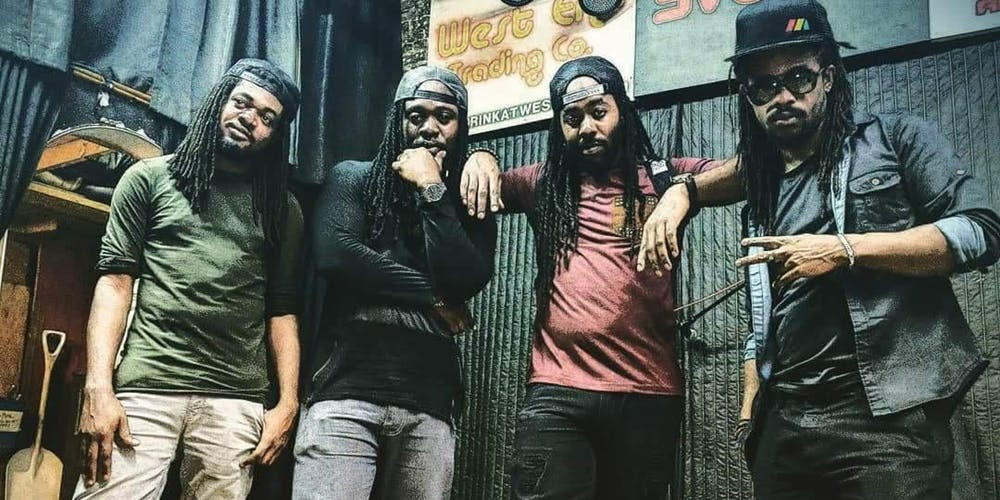 Jamaica's Self-Contained Roots Rock Reggae Band EarthKry Invades Europe