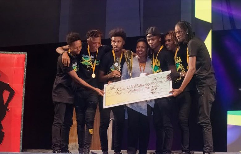 Dancers Form a Ring! - World Reggae Dance Championship for August 3