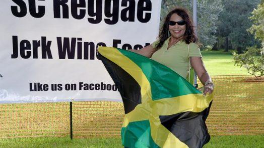 Fifth Annual South Carolina Reggae Jerk & Wine Festival