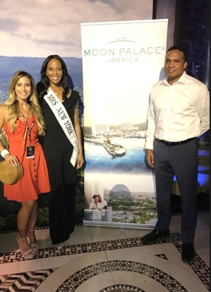 Jamaica Tourist Board & Palace Resorts Served Up A Taste of Jamaica At Citi Taste Of Tennis 2