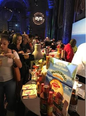 Jamaica Tourist Board & Palace Resorts Served Up A Taste of Jamaica At Citi Taste Of Tennis 4