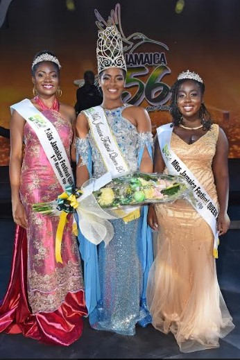 Miss St. Mary is Miss Jamaica Festival Queen 2018 2