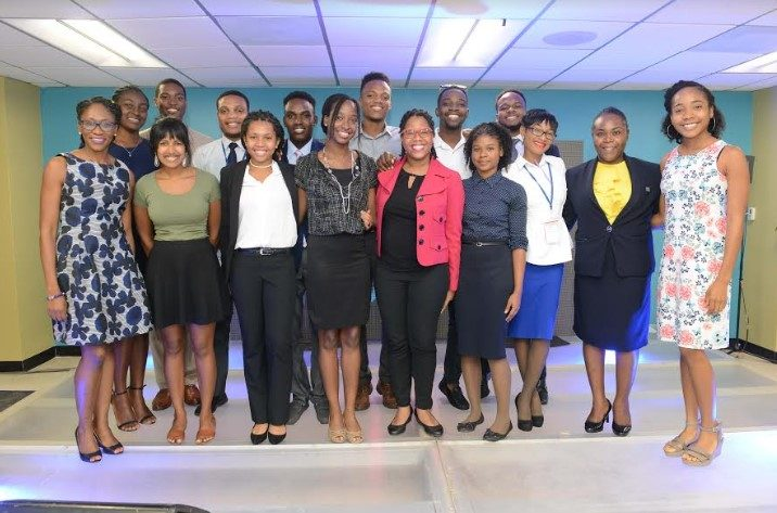 Team Black Ops conquers 2018 NCB Innovation Internship Challenge 1