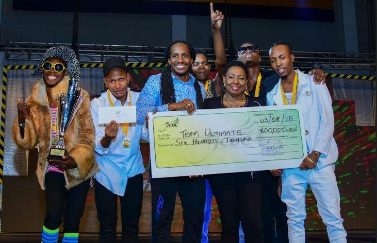 Team Ultimate is 2018 World Reggae Dance Champion!
