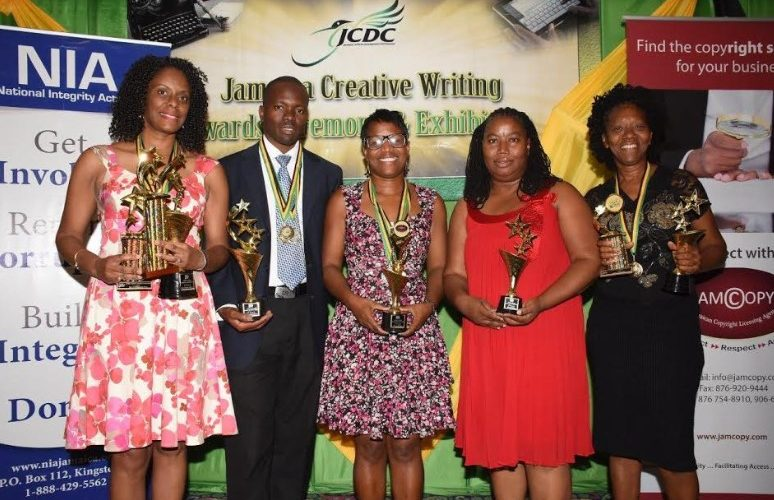 Top Writers Awarded at 2018 Jamaica Creative Writing Competition Award Ceremony