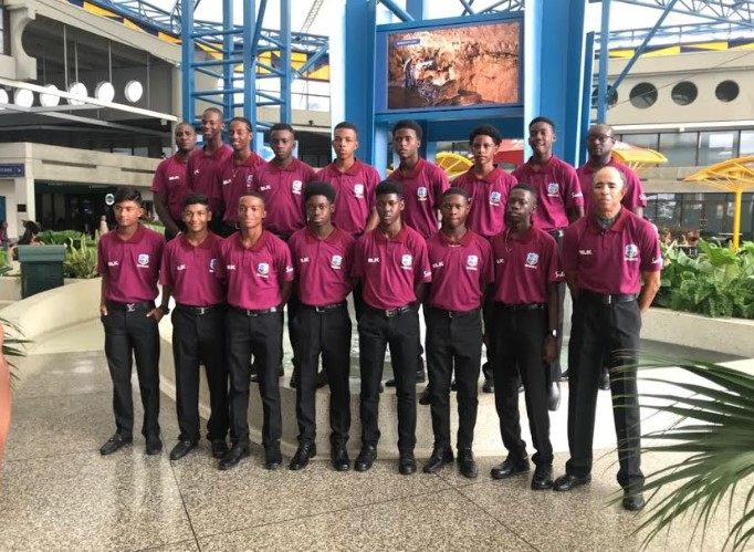 Windies Under 15 Returns From A Winning Tour Of The UK 1