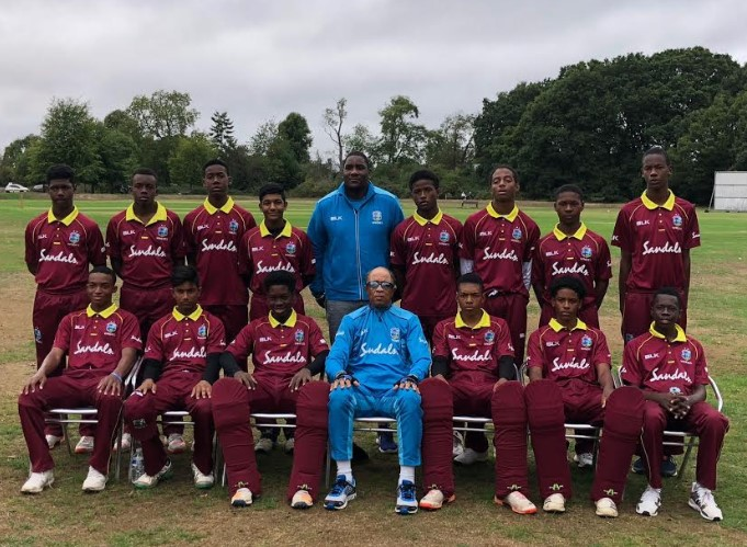 Windies Under 15 Returns From A Winning Tour Of The UK 2