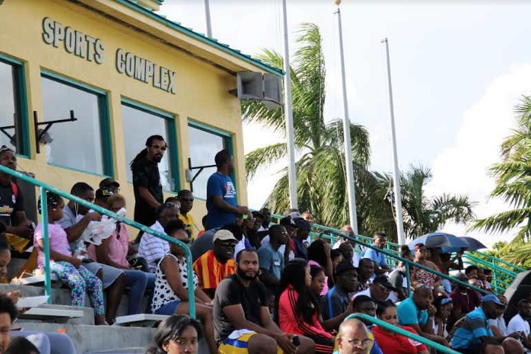 ome Celebrate 10 Years of Labor Day Sporting and Musical Festivities at the Jamaica High School Alumni Soccer & Netball Tournament Family Fun Day 1