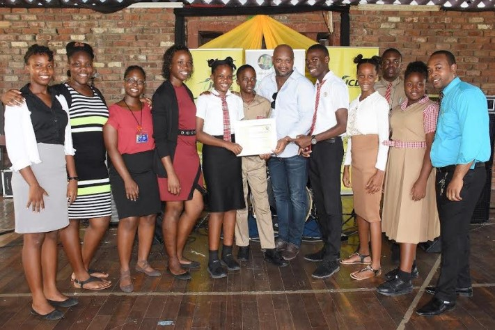 Charlemont High School Wins Inaugural Jamaica Customer Service Song Competition 1