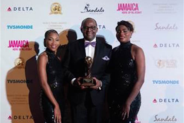 Jamaica Voted Caribbean's Leading Destination, Leading Cruise Destination and Leading Tourist Board at the 25th Annual World Travel Awards