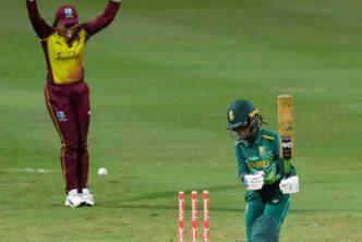 Matthews' maiden hundred earns WINDIES Women shared series - 3rd IWC ODI 2