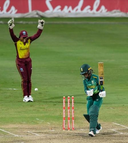 Matthews' maiden hundred earns WINDIES Women shared series - 3rd IWC ODI 2