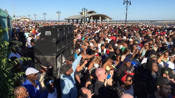 Reggae and Dancehall Icon King Jammy to perform at Coney Island Reggae On The Boardwalk 2