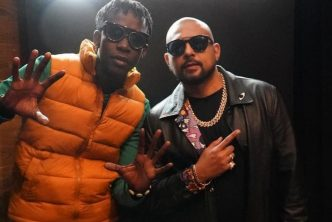 Sean Paul Dutty Rock Productions recording artist Chi Ching Ching Album Launch