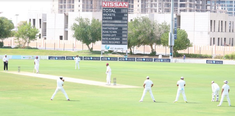 Windies Start Strong In Practice Match 1