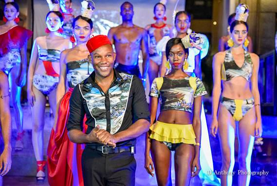 Jamaican-Born Designer Draws Inspiration from Home for D'Marsh Fi Jamaica Collectionm
