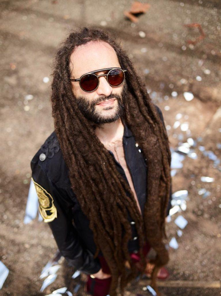 "International Reggae Superstar Alborosie Releases Single and Video for ""The Unforgiven"""